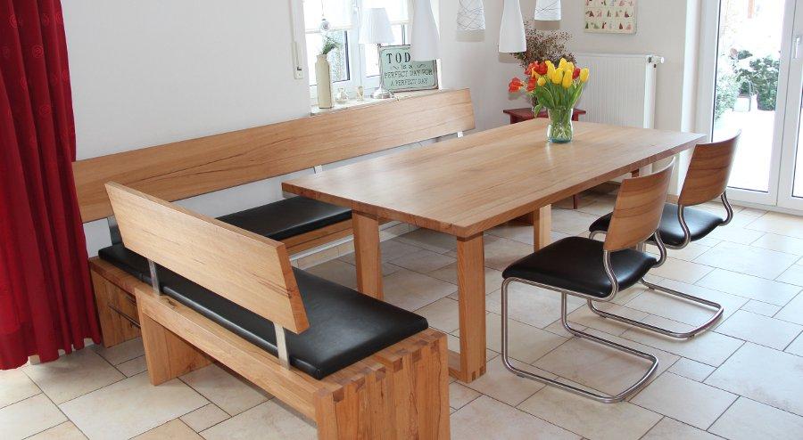 Esszimmer - Möbelschreinerei Konrad